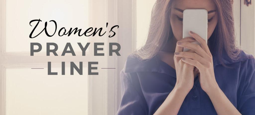 Women's Prayer Line